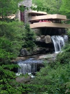 Fallingwater, Frank Lloyd Wright, Laurel Highlands