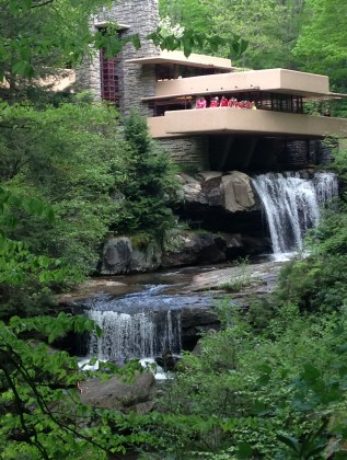 Fallingwater, Frank Lloyd Wright, Laurel Highlands