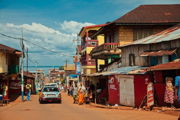 Freetown, Africa