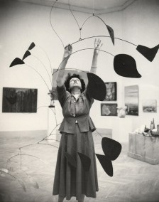 Peggy Guggenheim, Alexander Calder