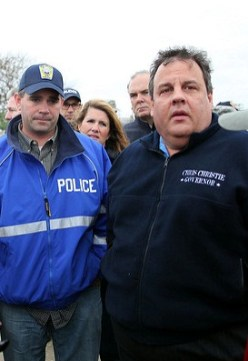 N.J. Governor Christie