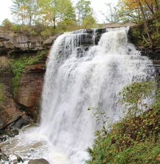 Brandywine Falls, Cuyahoga Valley National Park