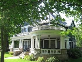 Harding home - Marion Ohio