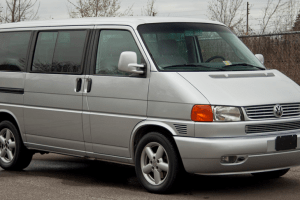 2001 Volkswagen EuroVan Owners Manual and Concept
