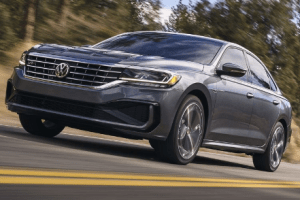 2020 Volkswagen Passat Owners Manual