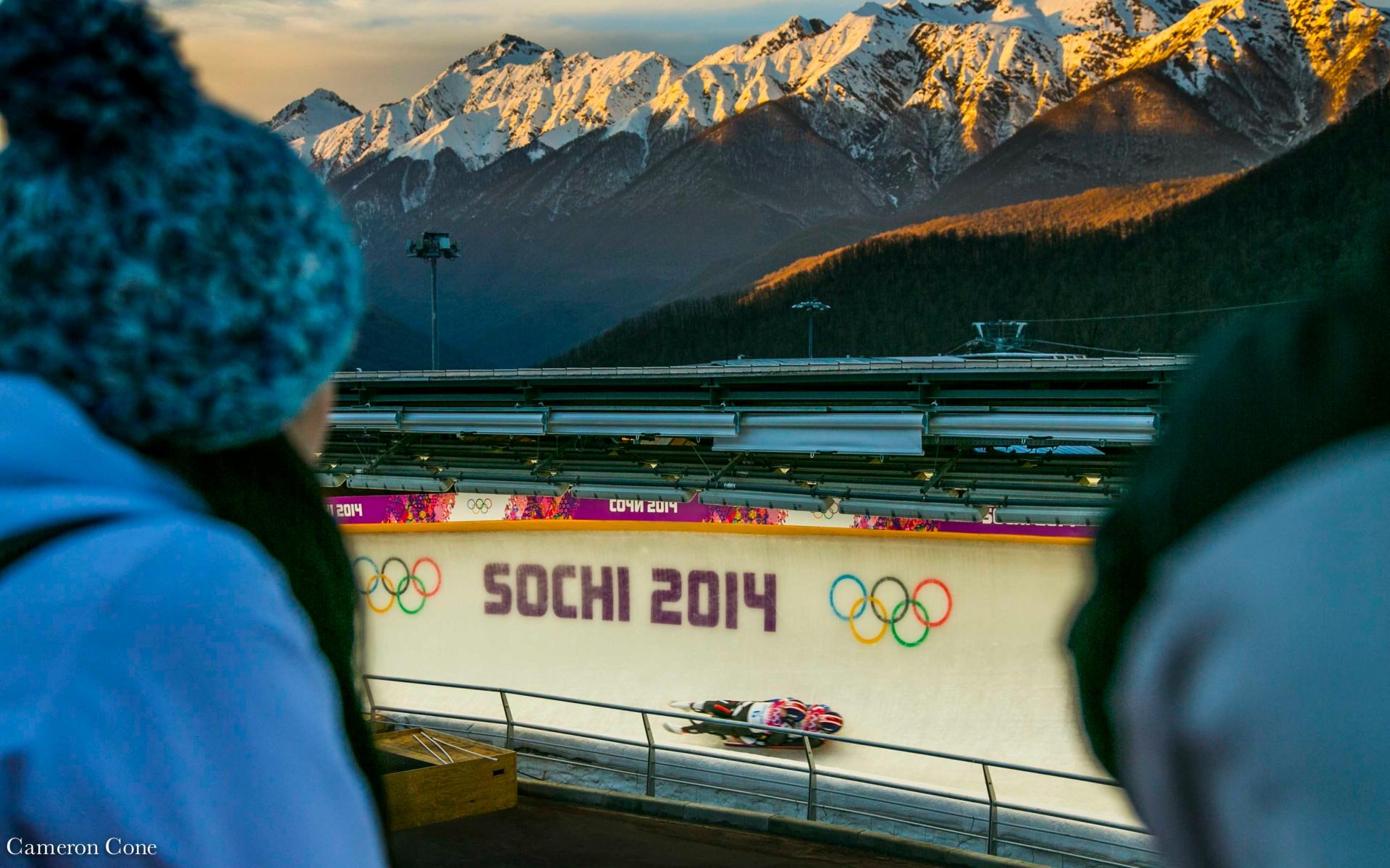 Sochi – Sled