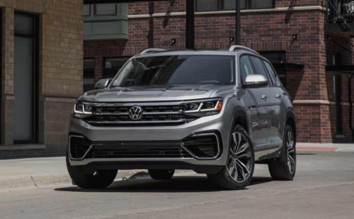 See the 2022 vw atlas