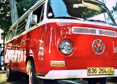 001_VW Bus by Ilya.Bur