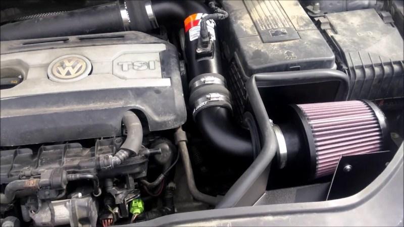 MK6 GTI Upgraded K&N Intake