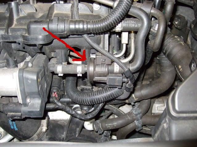 VW N80 Valve