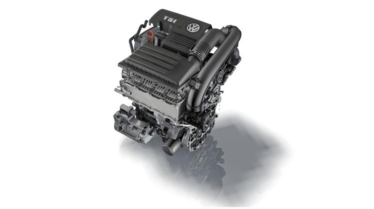 VW 1.4l TSI Engine