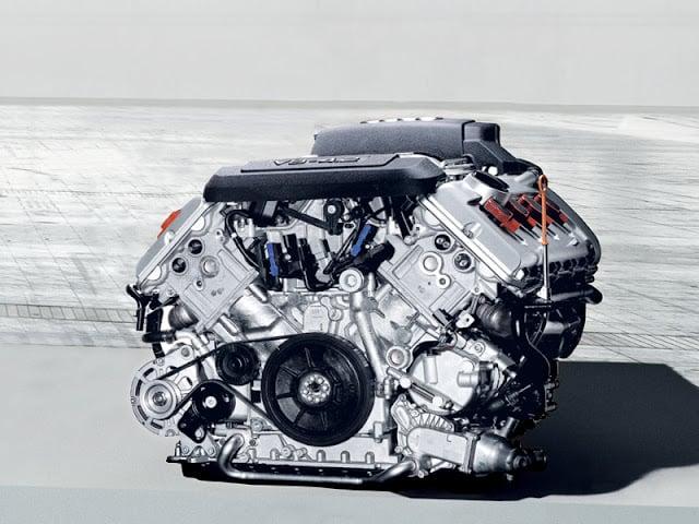 Audi 4.2 V8 Engine Problems