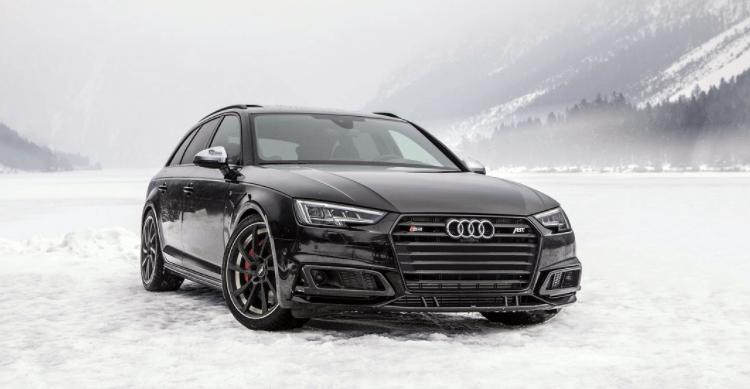 Audi B9 S4