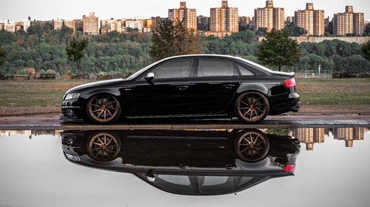 Audi B8 S4 Mods