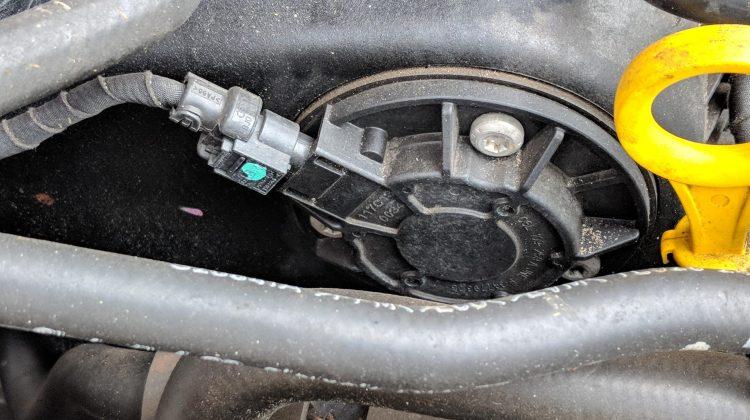 Volkswagen P1340 Camshaft Position Sensor