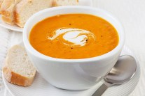 Creamy Pumpkin Soup Recipe