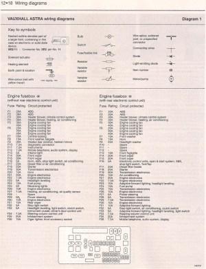 Vauxhall Astra H Rec Wiring Diagram: Farmall b wiring