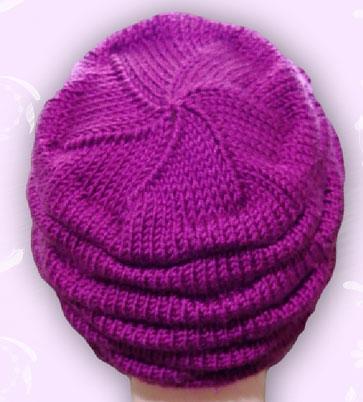 Макушка шапочки