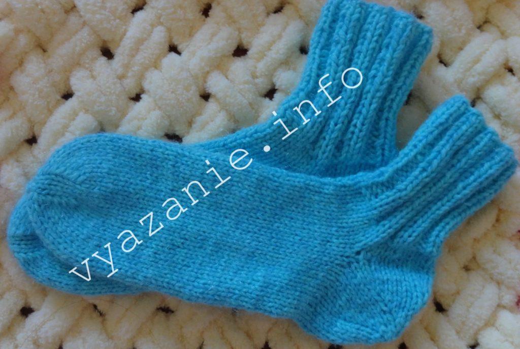strikke sokker for nybegynnere