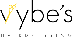 Vybes Hairdressing Logo