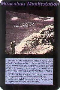 イルミナティカードの予言㊶奇跡の顕現編