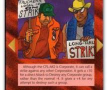 イルミナティカードの予言 Ver268 アメリカ労働総同盟・産業別組合会議編