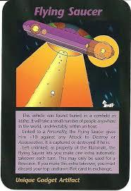 イルミナティカードの予言 Ver83 空飛ぶ円盤編