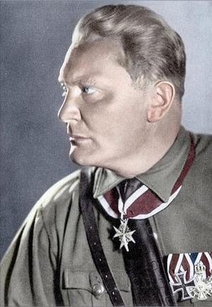 ナチス ヘルマン・ゲーリングの国民をコントロールする名言