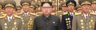 茶番劇 2017年11月29日北朝鮮劇場