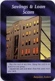 イルミナティカードの予言 Ver361 貯蓄とローン詐欺編