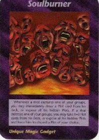 イルミナティカードの予言 Ver371  ソウルバーナー編 地獄の業火