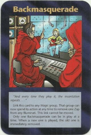 イルミナティカードの予言 Ver399 バックマスカレード編 逆再生