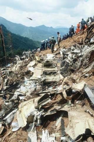 ●【知ってはいけない】JAL123便墜落の真相