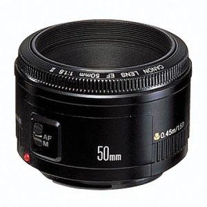 Canon EF 50mm f/1,8