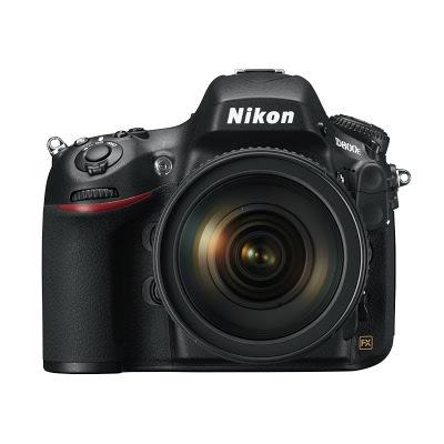 Le Nikon D800E et ses 36,3 MP!
