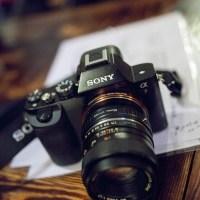 Notre équipement photographique