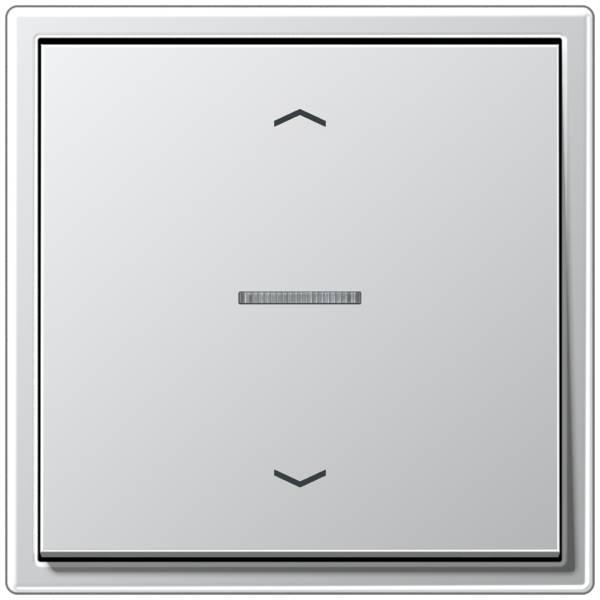 JUNG KNX tlačítko F10, LS990, aluminium