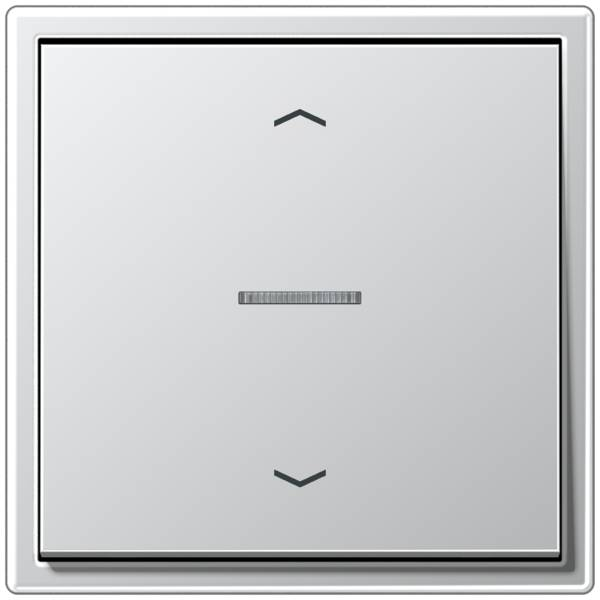 JUNG KNX tlačítko F10, LS990, hliník