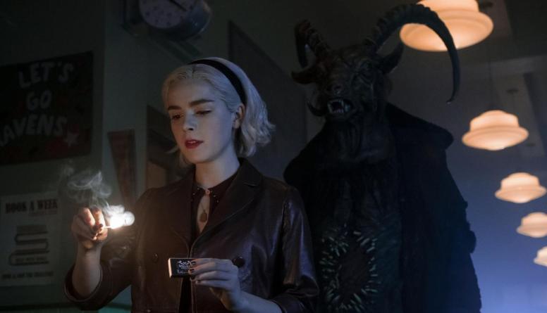 Sabrina y el Señor Oscuro / Foto: EW