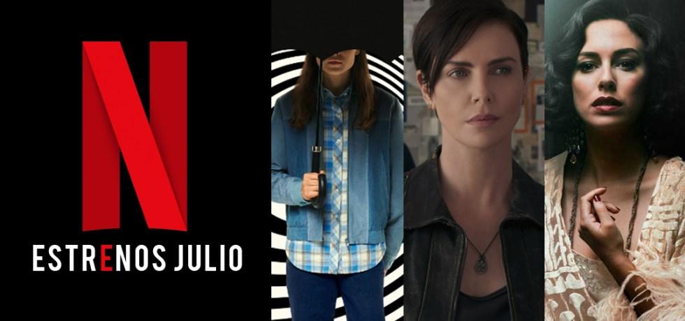 Netflix Julio