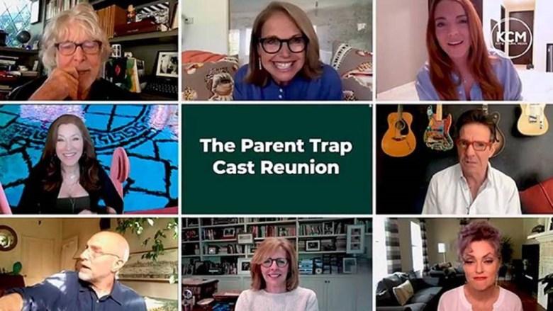 Reunión del casting de The Parent Trap