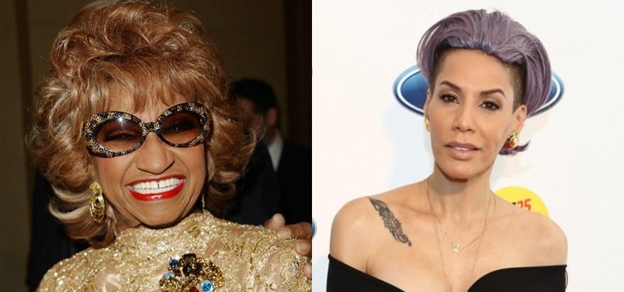Celia Cruz e Ivy Queen