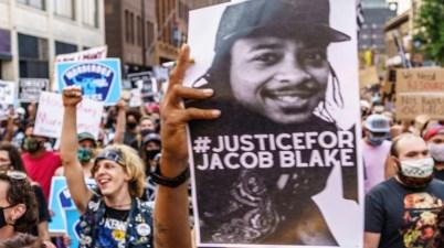 Blacklivesmatters jacob blake