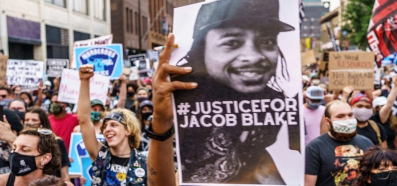 Blacklivesmatters jacob blake