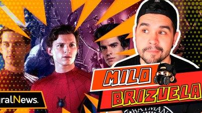 Mylo Brizuela en noticias sobre el Spider Verse, The Batman
