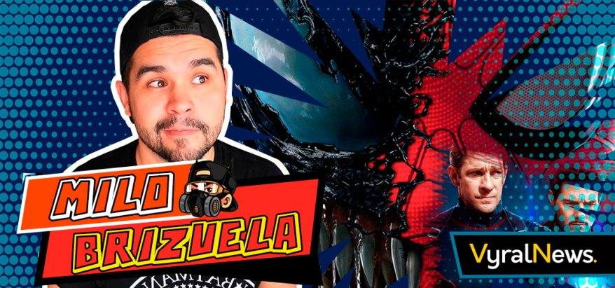 Mylo Brizuela en noticias de Spiderman 3 y mucho más