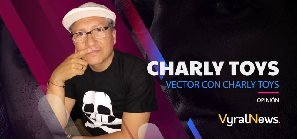 Pedro Pascal en Charly Toys
