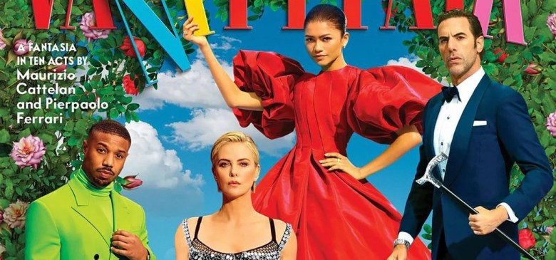 Vanity Fair - Hollywood Issue