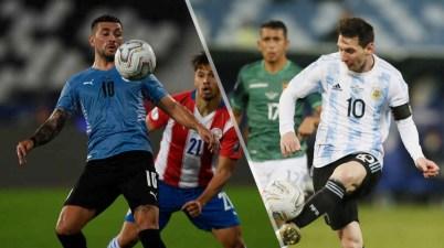 Copa América 2021: Uruguay vs Paraguay y Bolivia vs Argentina