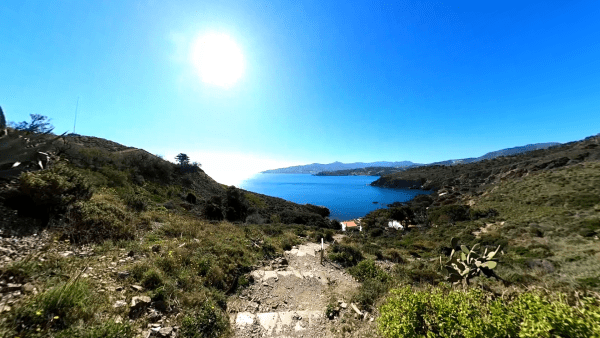 Randonnée du Cap Béar